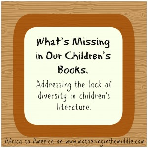 diversity in books
