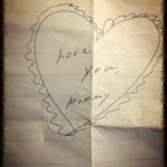 Lori Pelikan's V-Day card I
