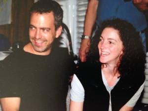 Melanie and Tom