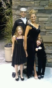 Christy Stansell Family