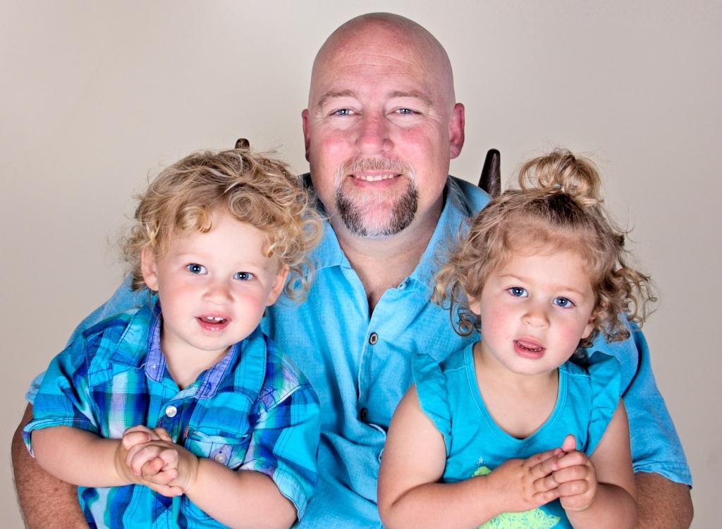 DeAnna Scott's husband and children