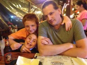 Jo-Ann Rogan's husband and kids I